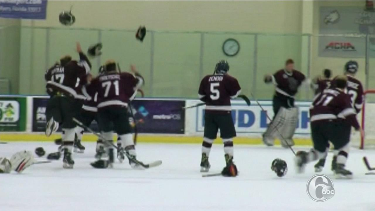 Stoneman Douglas hockey team wins state title