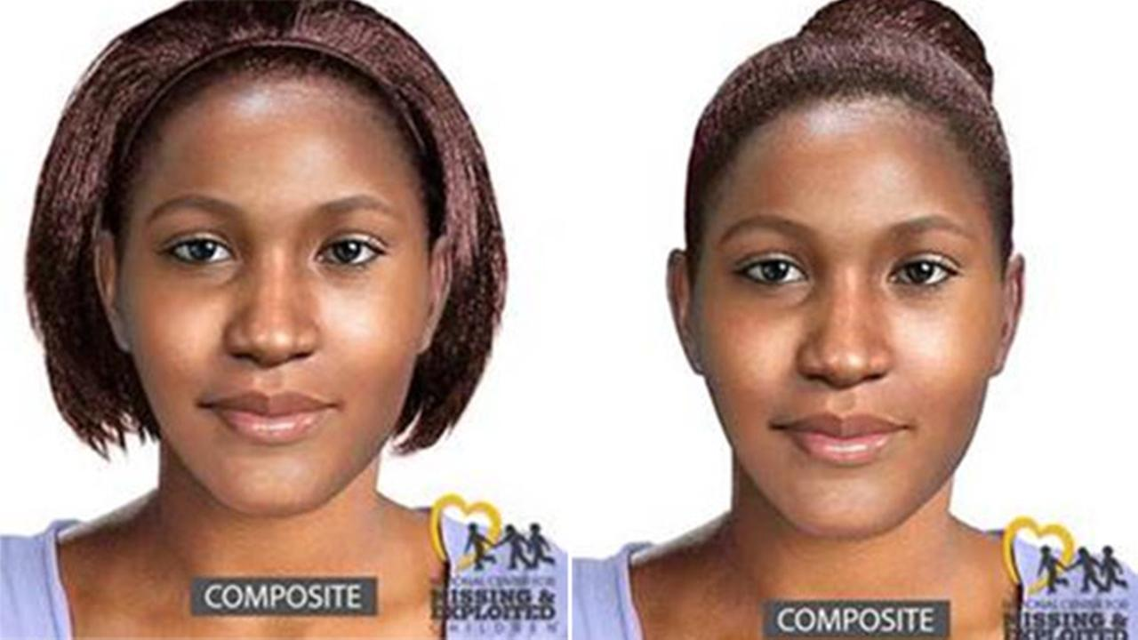 Facial reconstruction created of homicide victim possibly from Philadelphia