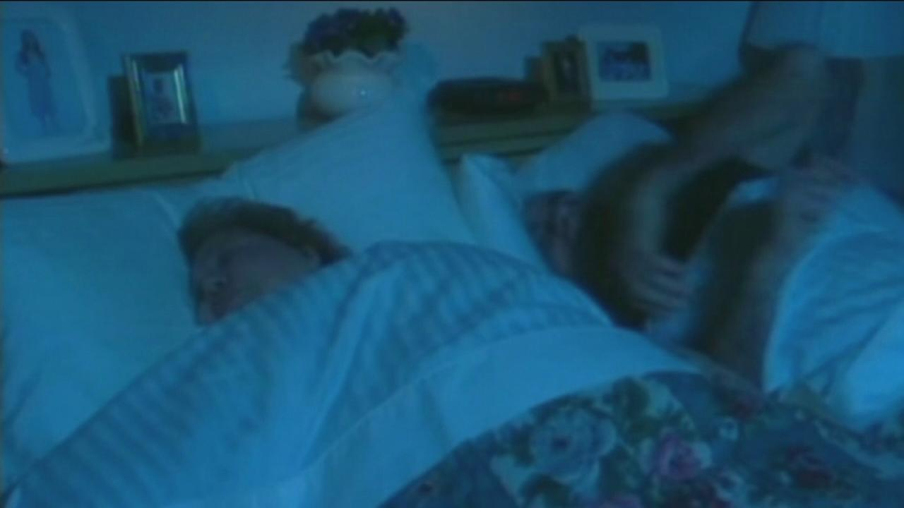 VIDEO: Art of Aging - Getting a good nights sleep