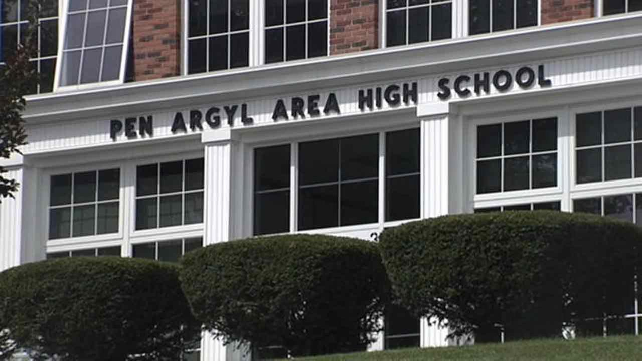 Student at Pen Argyl High School charged with making threats