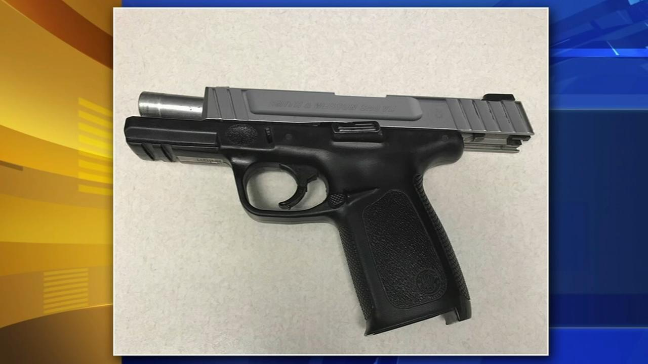 Student charged with bringing loaded gun to Fels High School
