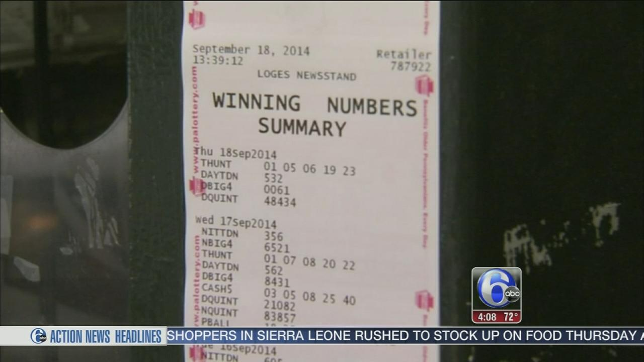 VIDEO: Million dollar ticket set to expire
