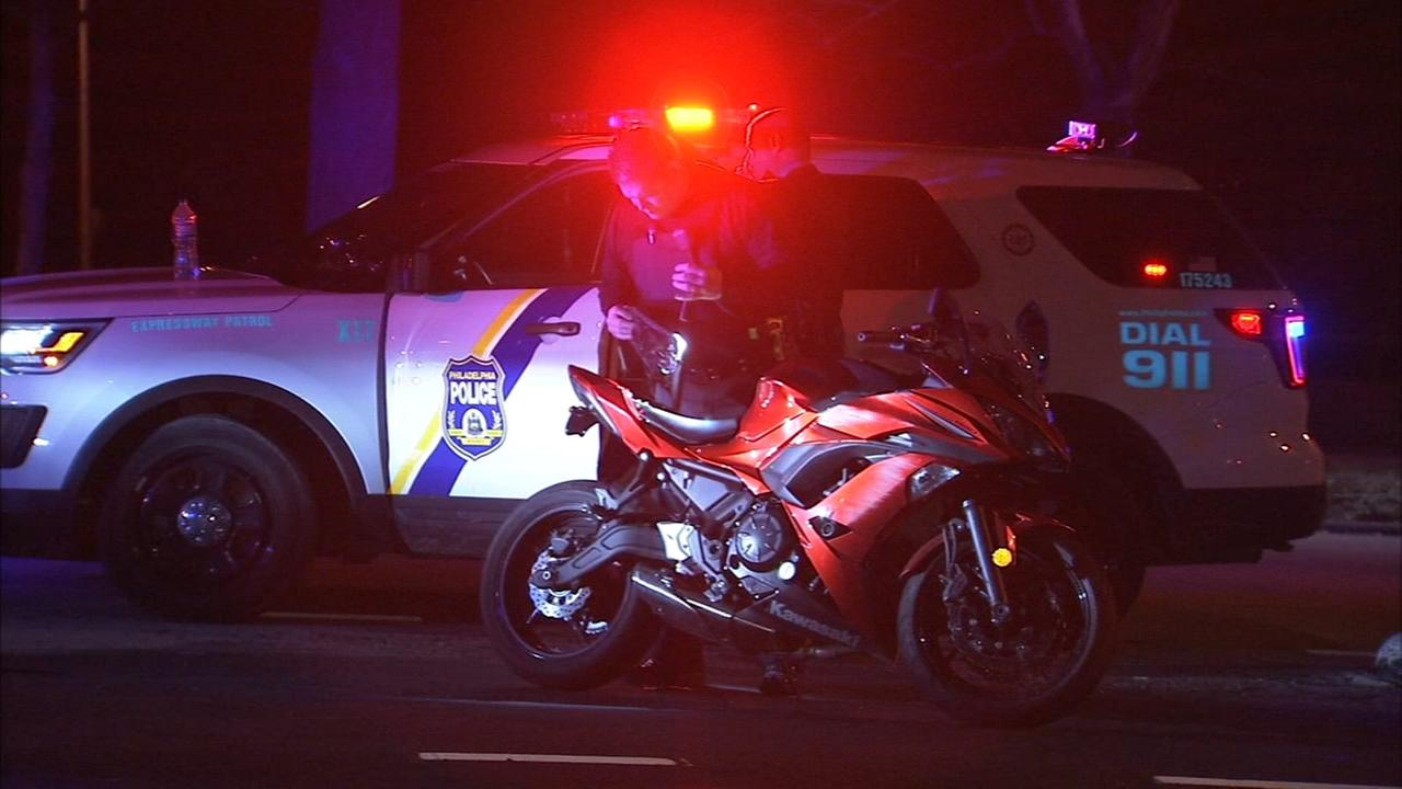 Police chase ends on Roosevelt Boulevard