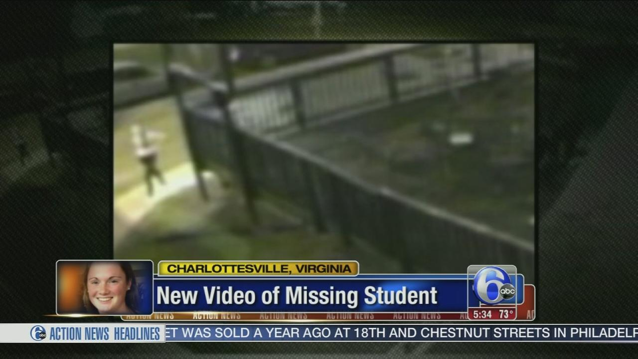 VIDEO: Person of interest sought in Va. student search