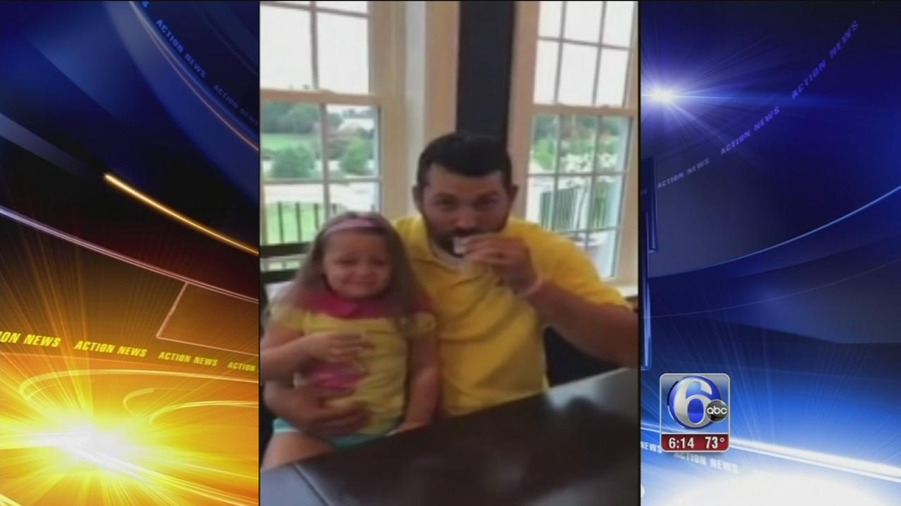 VIDEO: Lemon shot challenge raising awareness on pediatric cancer