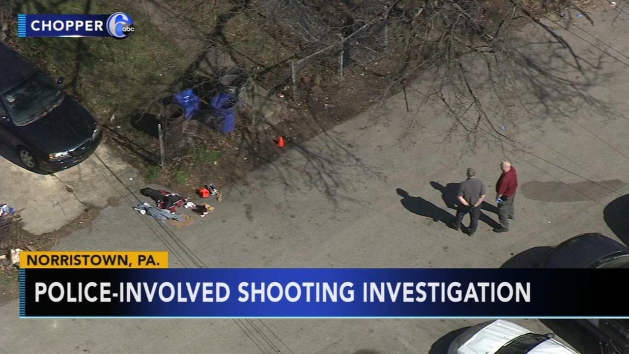 Montco DA investigates police involved shooting