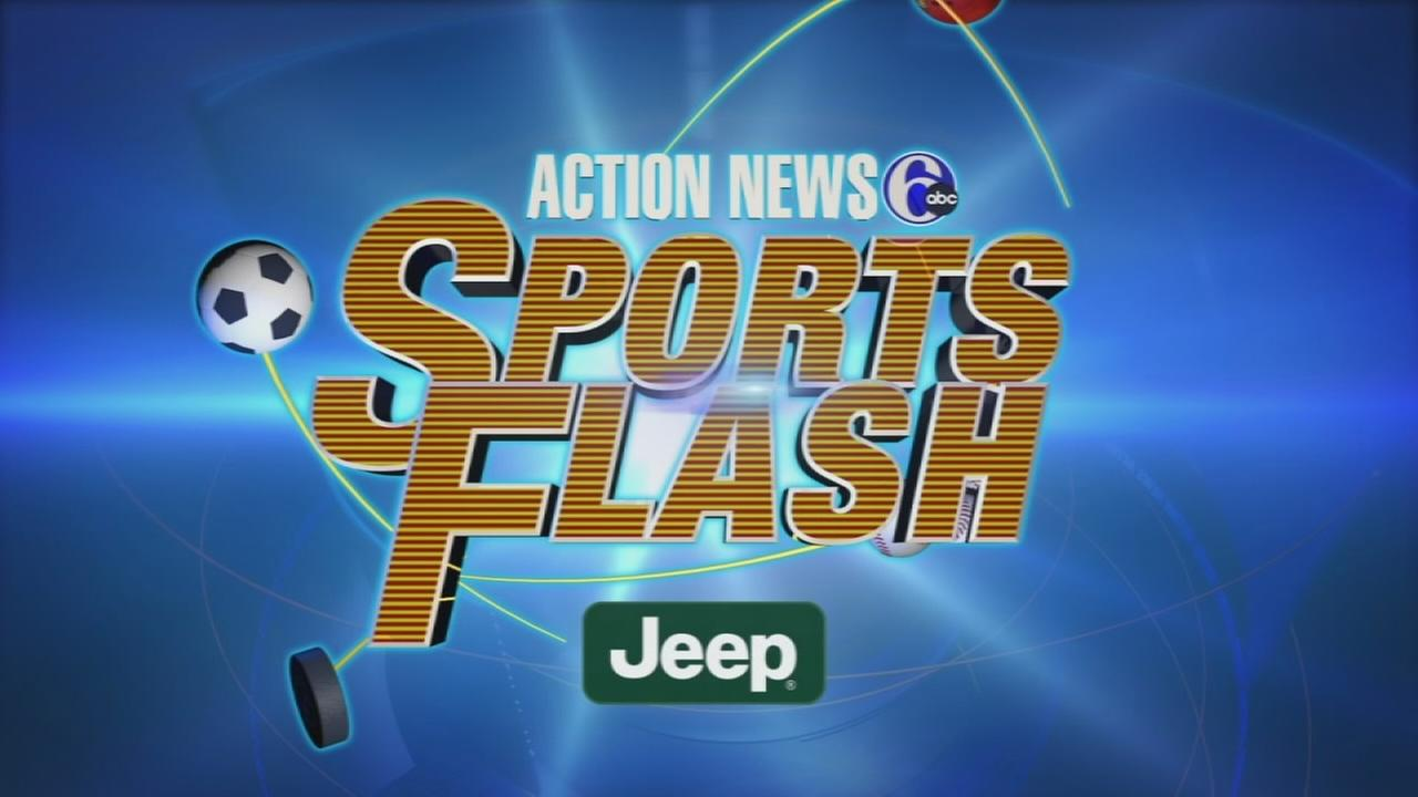 VIDEO: Action News Sports Flash: Thursday September 18, 2014