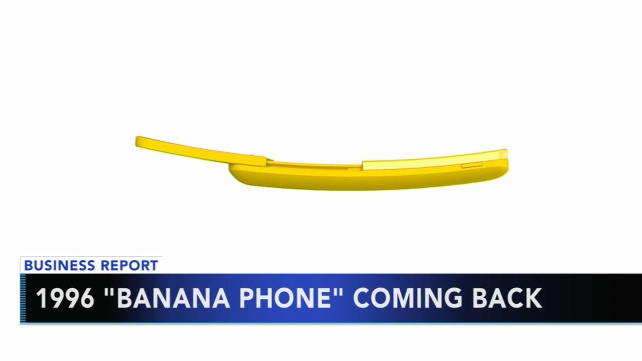 1996 Banana Phone making return