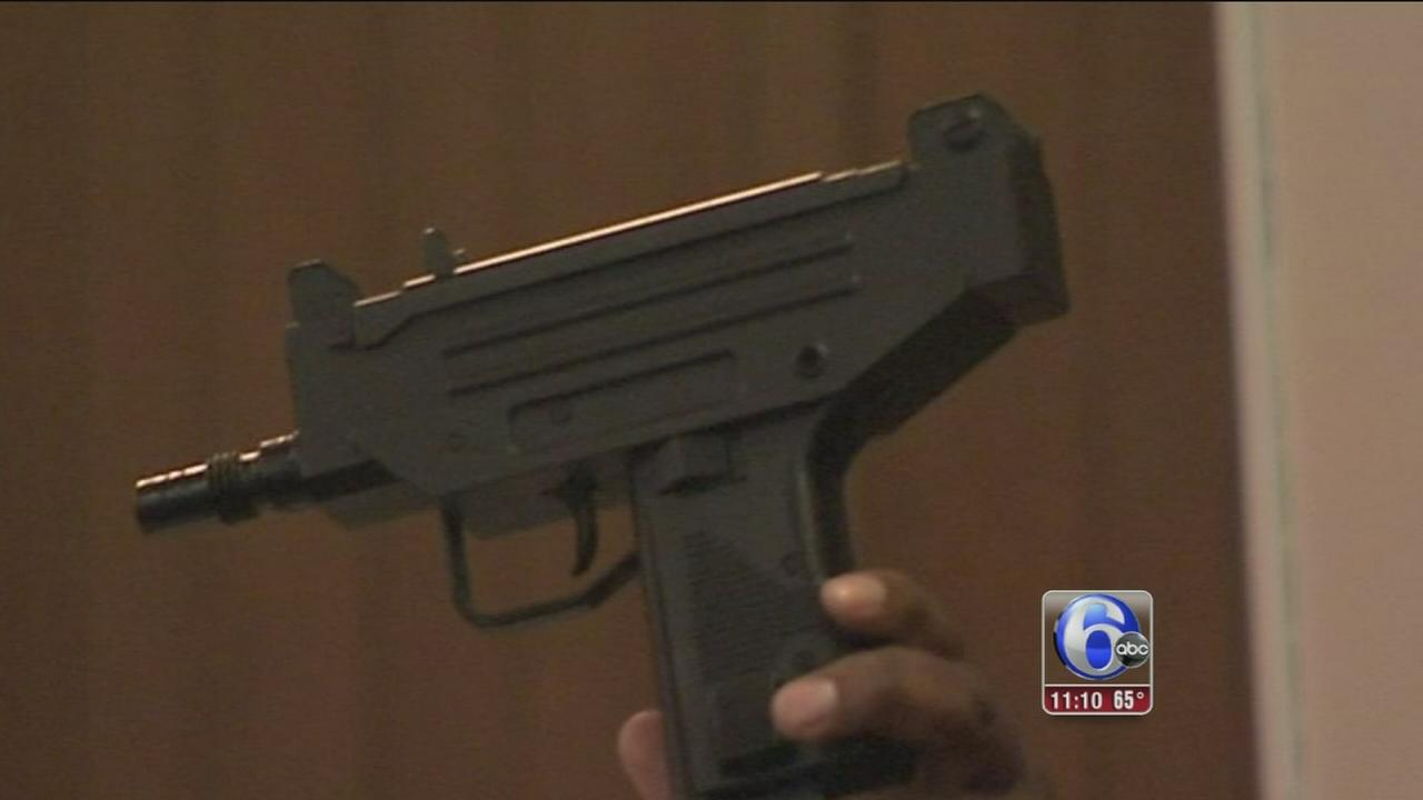 VIDEO: Philly residents speak out on BB gun sales to kids