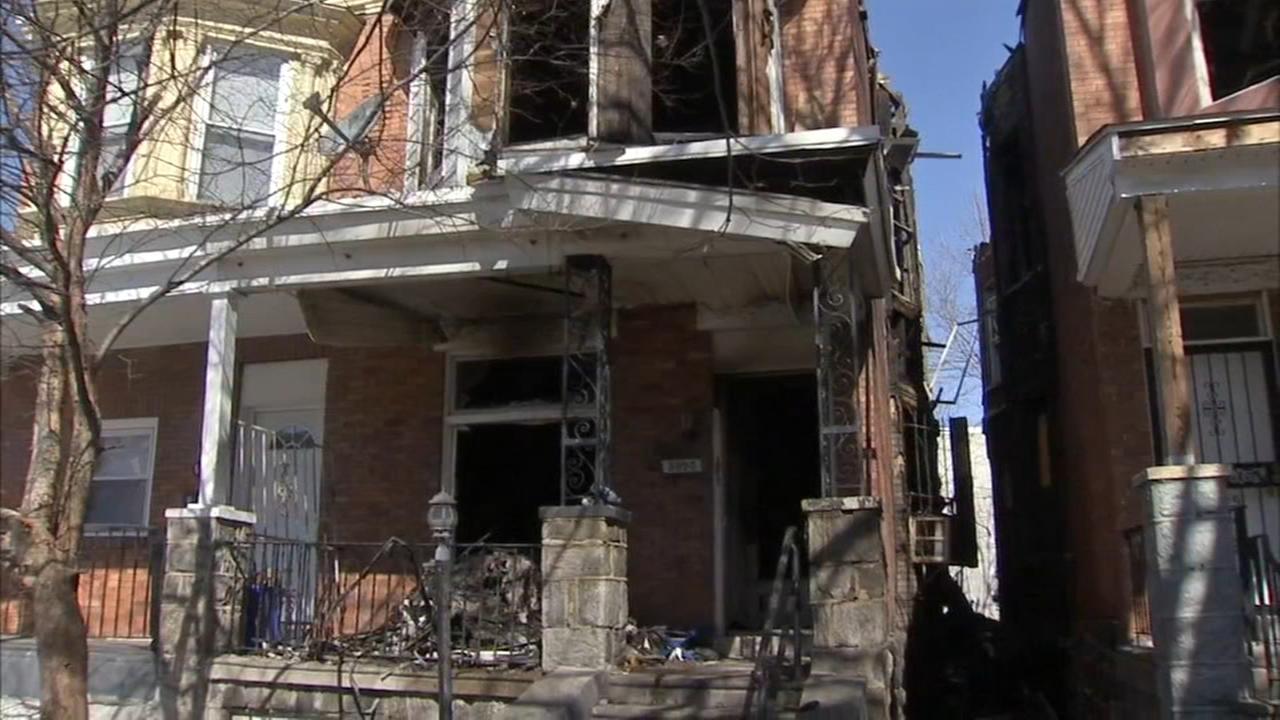 Victim IDd in deadly Race Street fire