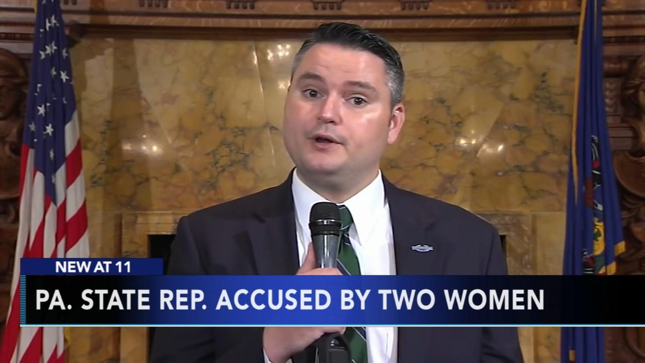 PA State Rep acccused by two women