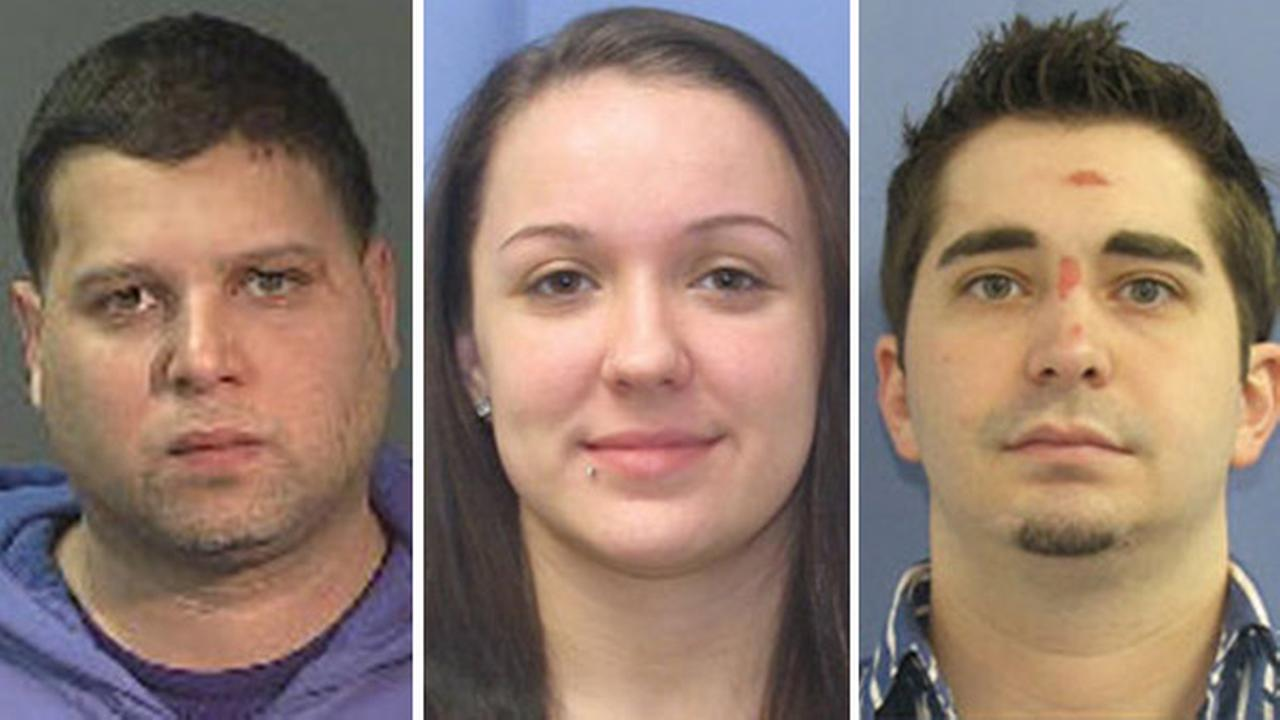 Suspects in central Pa. drug bust
