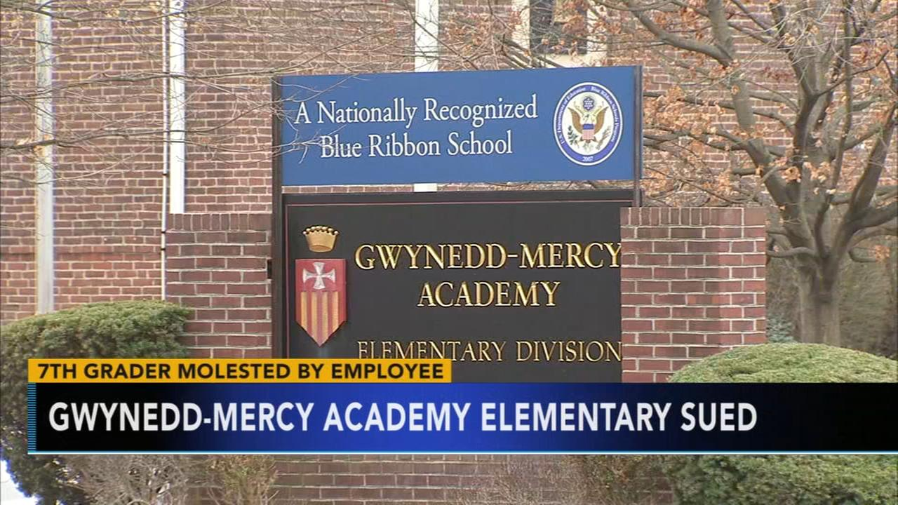 Lawsuit filed against school after teen sexually molested