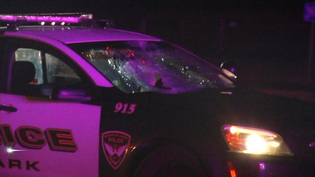Officer involved in fatal crash in Newark, Del.