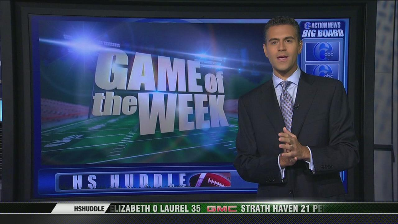 VIDEO: High School Huddle 2014: Week 4