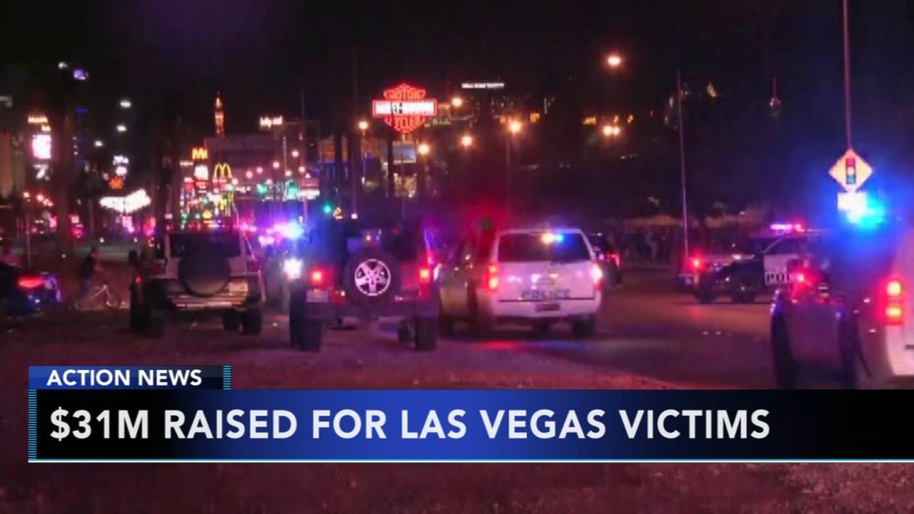 $275K going to family of each person slain in Vegas shooting