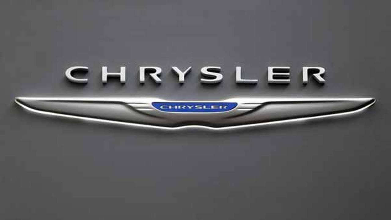 Chrysler recalling nearly 189,000 SUVs