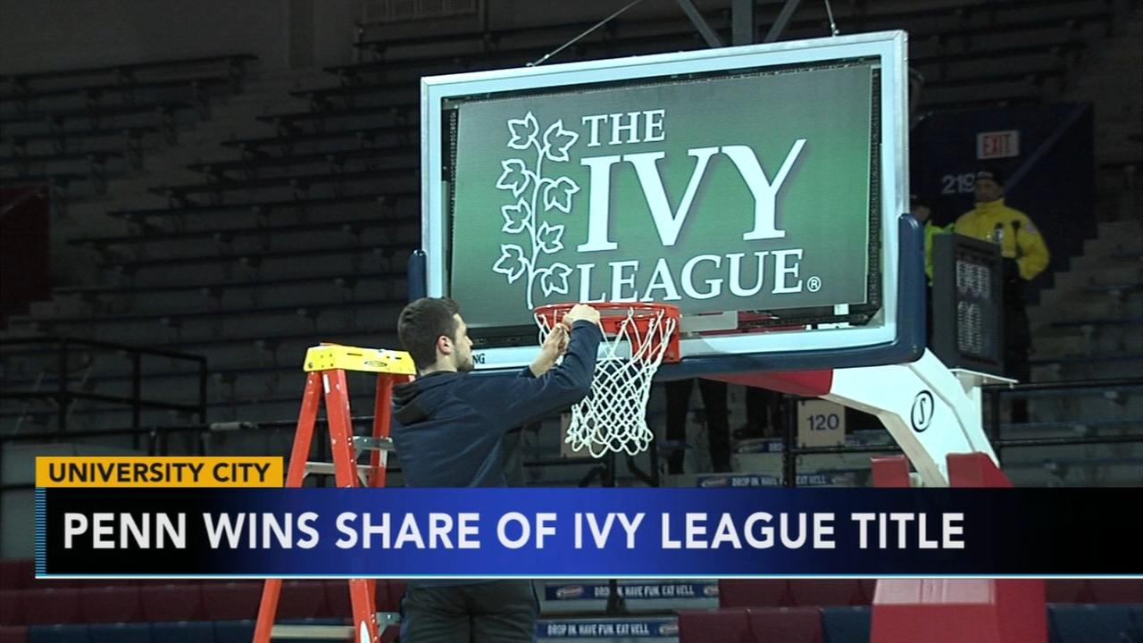 Penn tops Brown 99-93 for share of Ivy crown