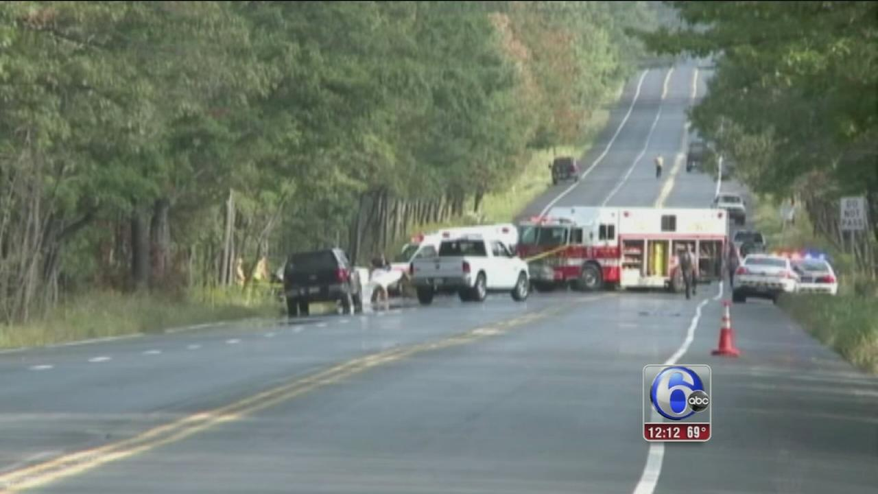 VIDEO: Kids among 5 killed in northeastern Pa. crash