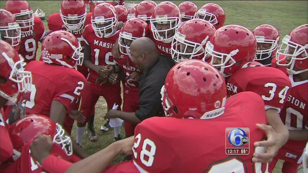 VIDEO: Strawberry Mansion HS plays first ever home football game