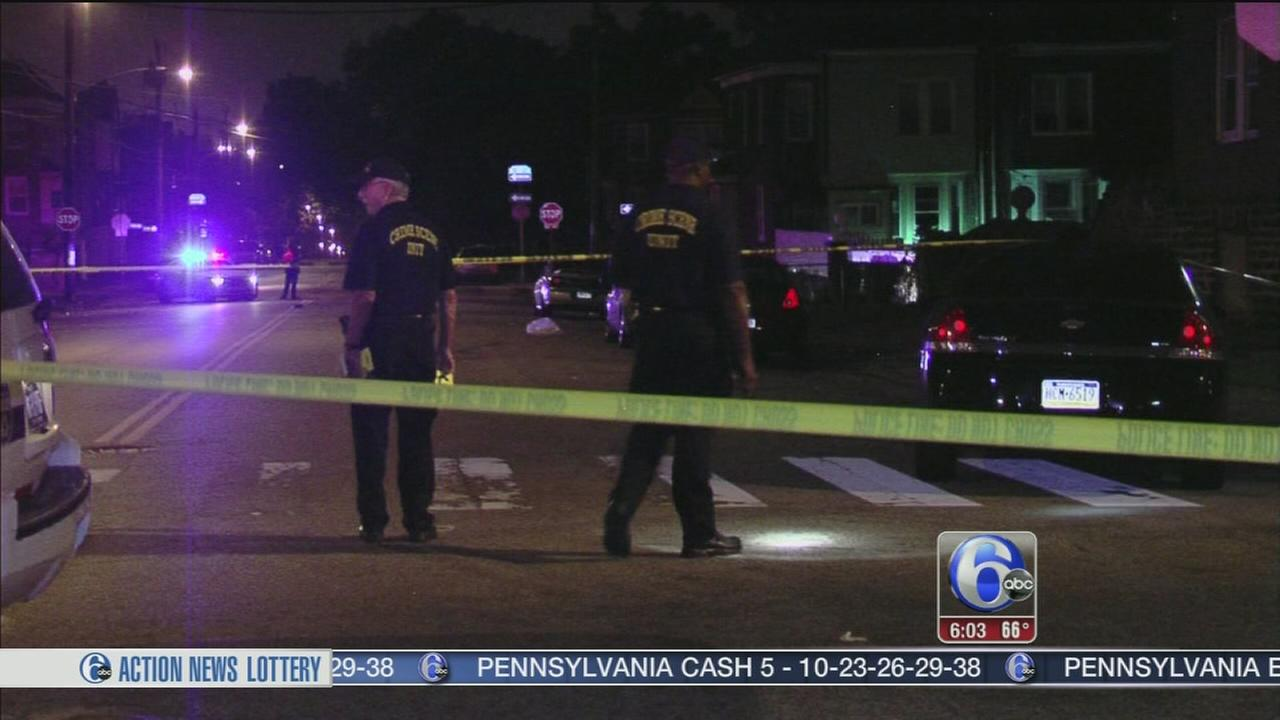 VIDEO: 4 shot outside Olney club