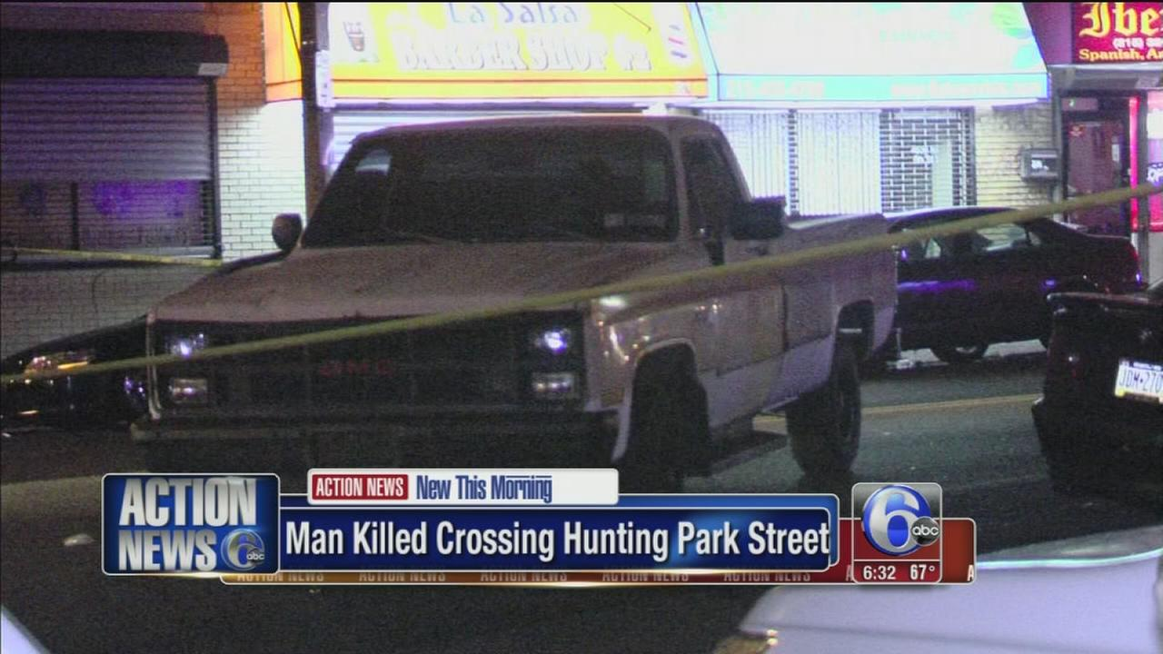 VIDEO: Man struck and killed