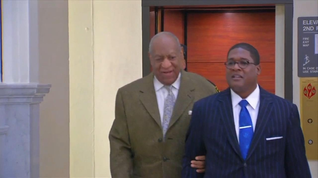 Cosby charges remain as lawyers fight to limit testimony
