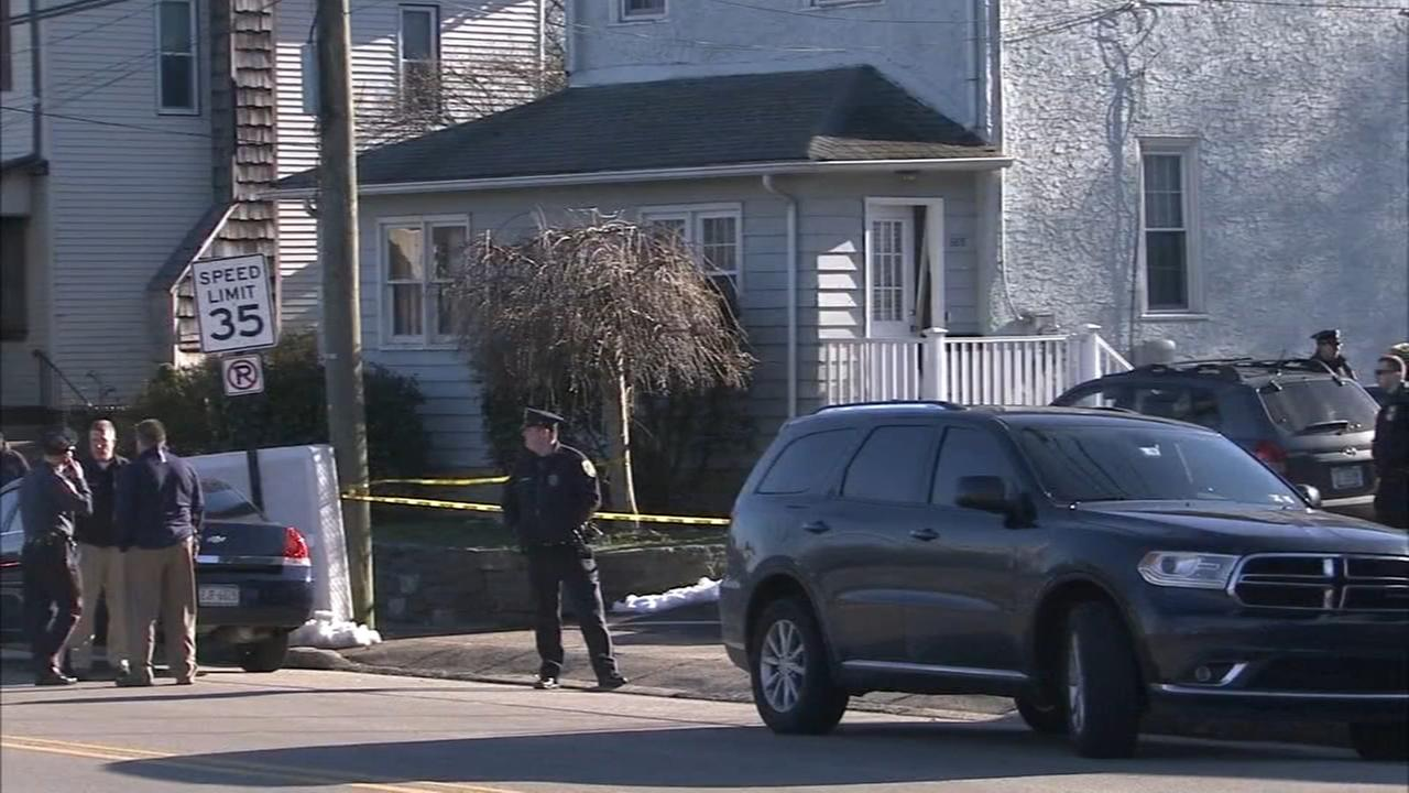 Man dies after being shot by police in Abington Township