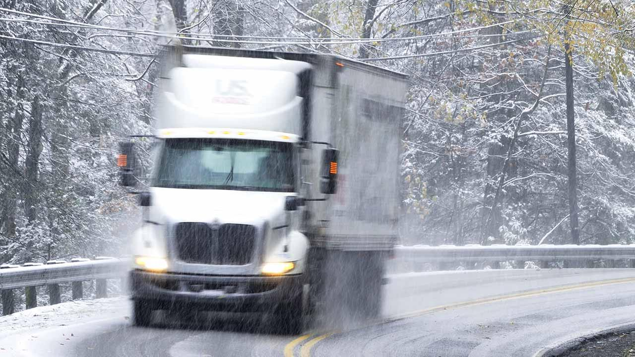 Pa. announces some highway restrictions ahead of snow