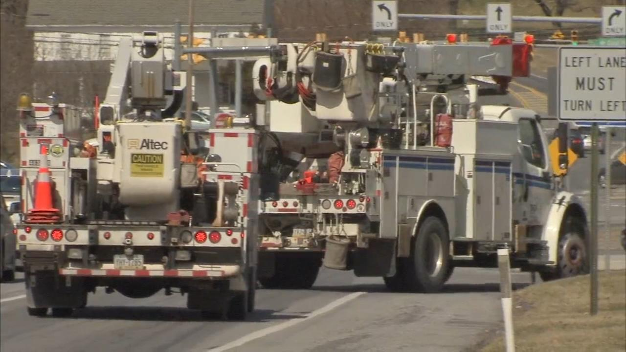 PennDOT gets ready for snowstorm in Allentown