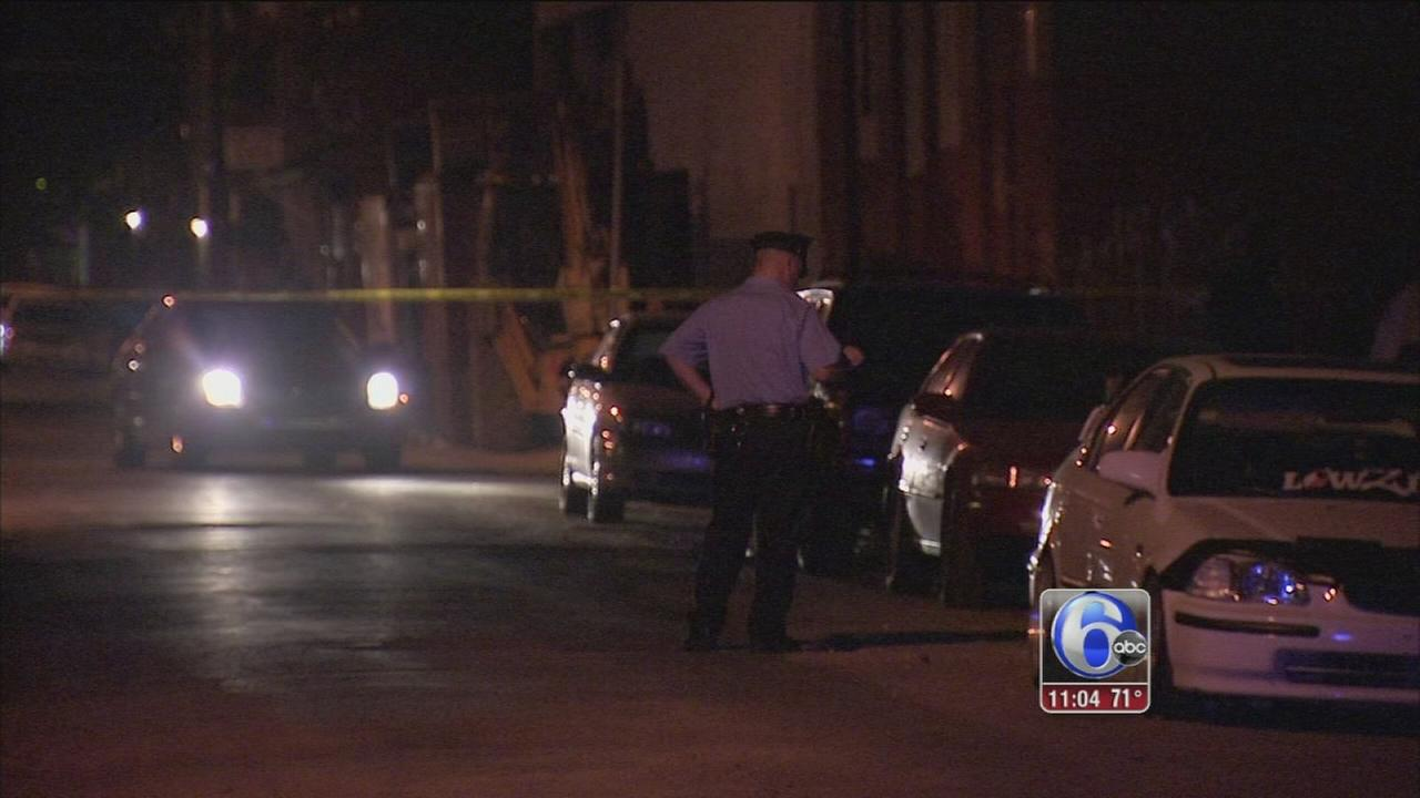 VIDEO: 1 dead, 1 wounded in Port Richmond shooting