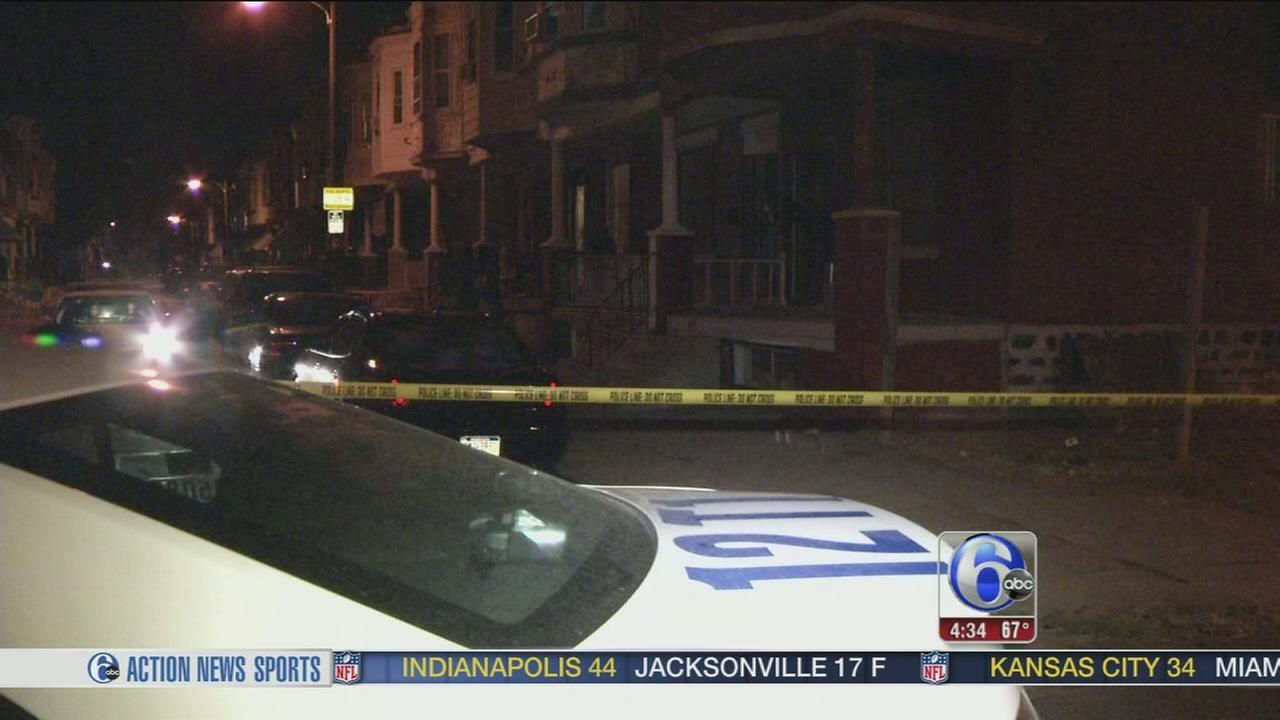 VIDEO: 3 shot during cookout in Southwest Philadelphia