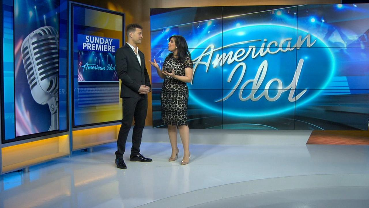 Justin Guarini gives the inside scoop on American Idol