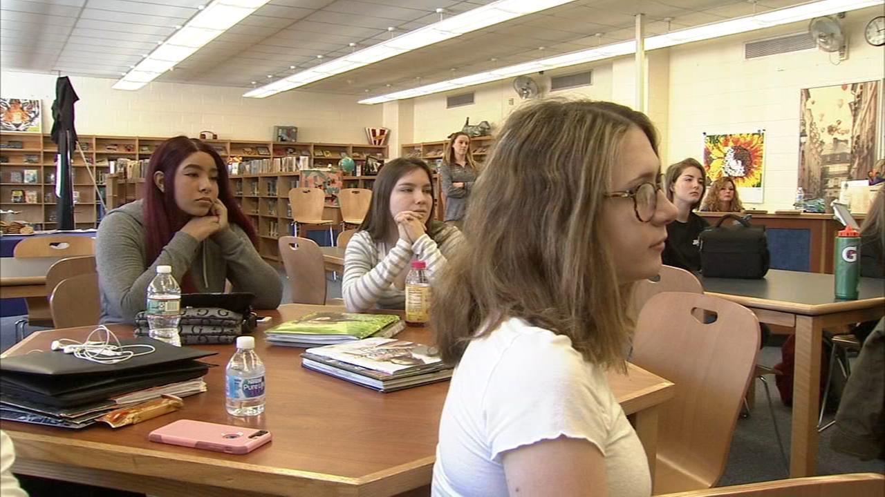 Gateway Regional High School celebrates International Womens Day