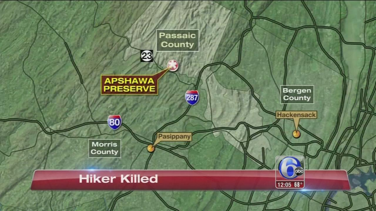 VIDEO: Bear suspected in hiker death