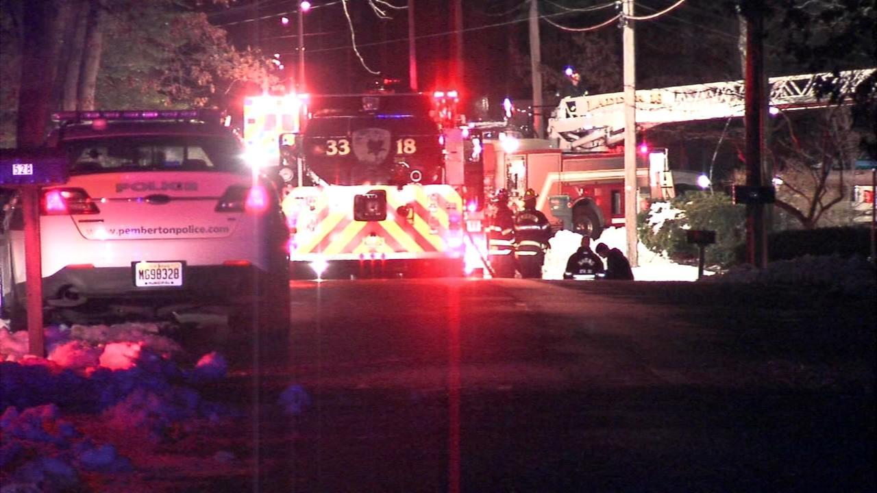 1 injury in Pemberton Lakes fire