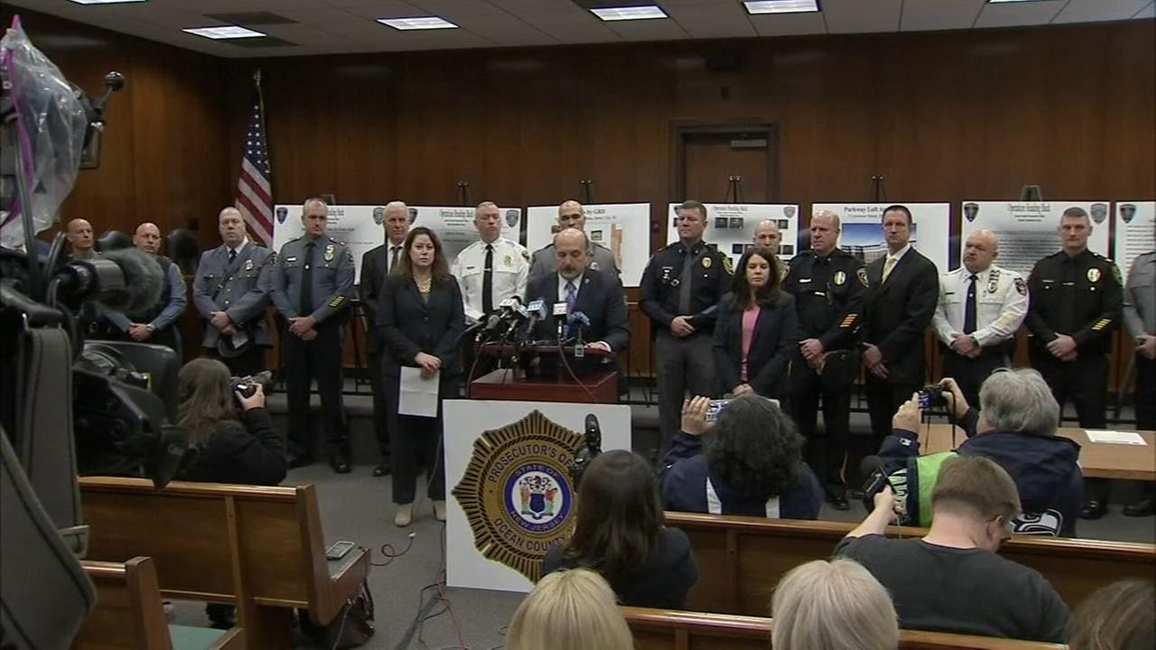 Authorities announce largest drug bust in Ocean Co. history