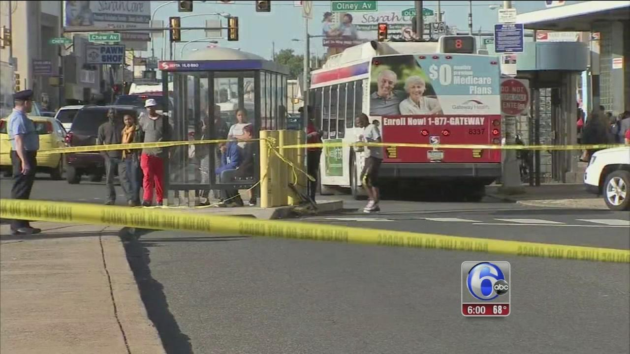 VIDEO: Double shooting in Olney