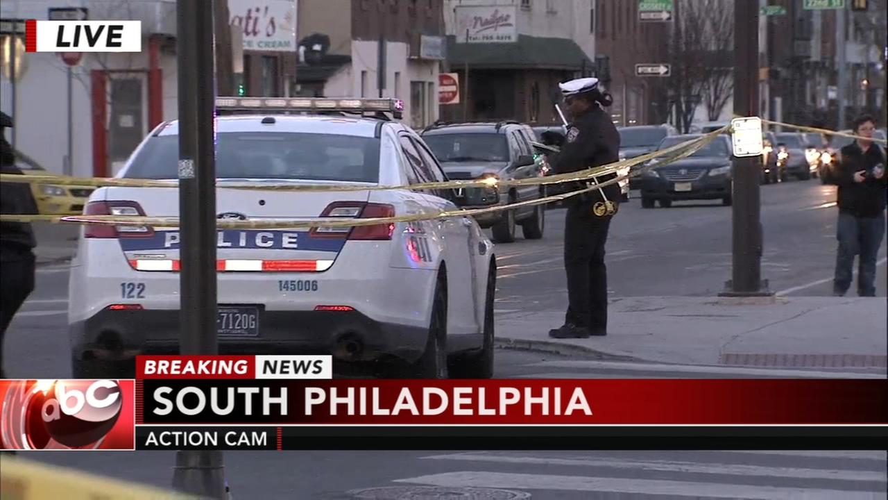 Police: Woman struck, killed by SUV fleeing scene of crash in South Philadelphia