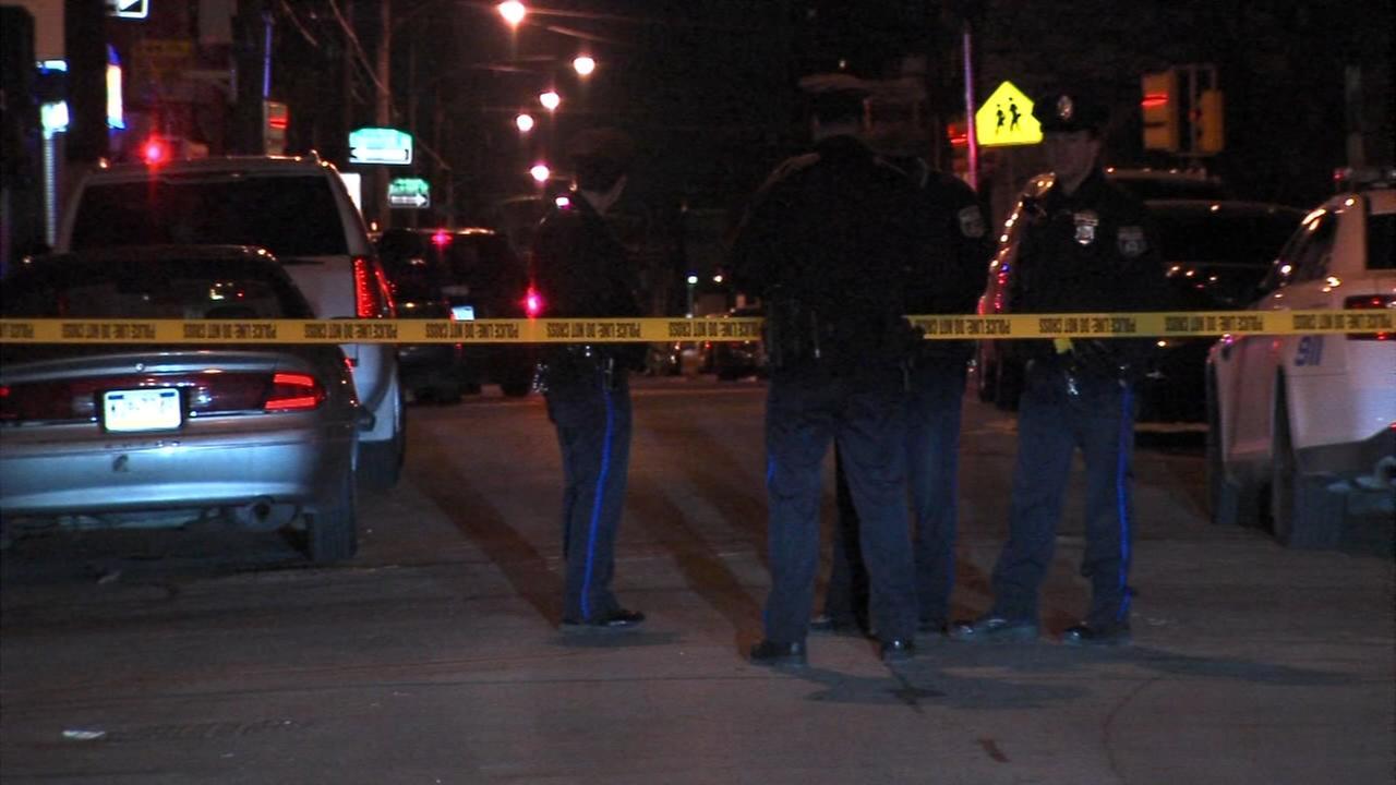 Victim shot in North Philadelphia