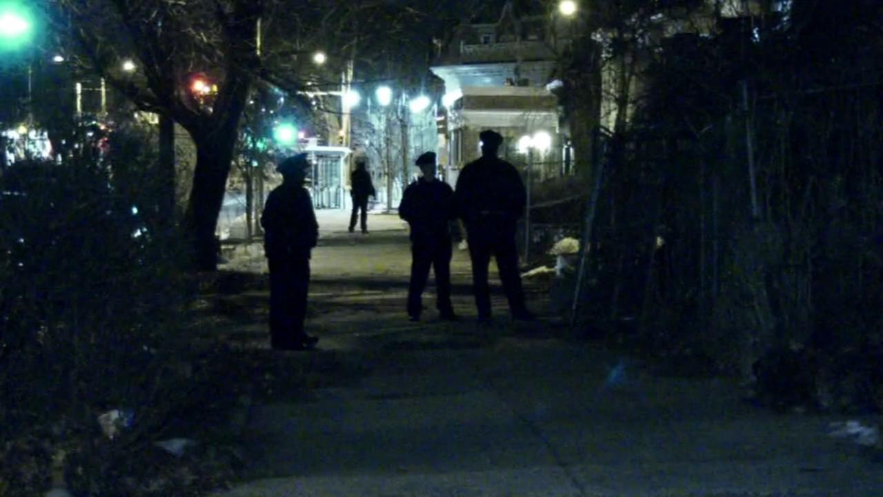 Man shot in Strawberry Mansion