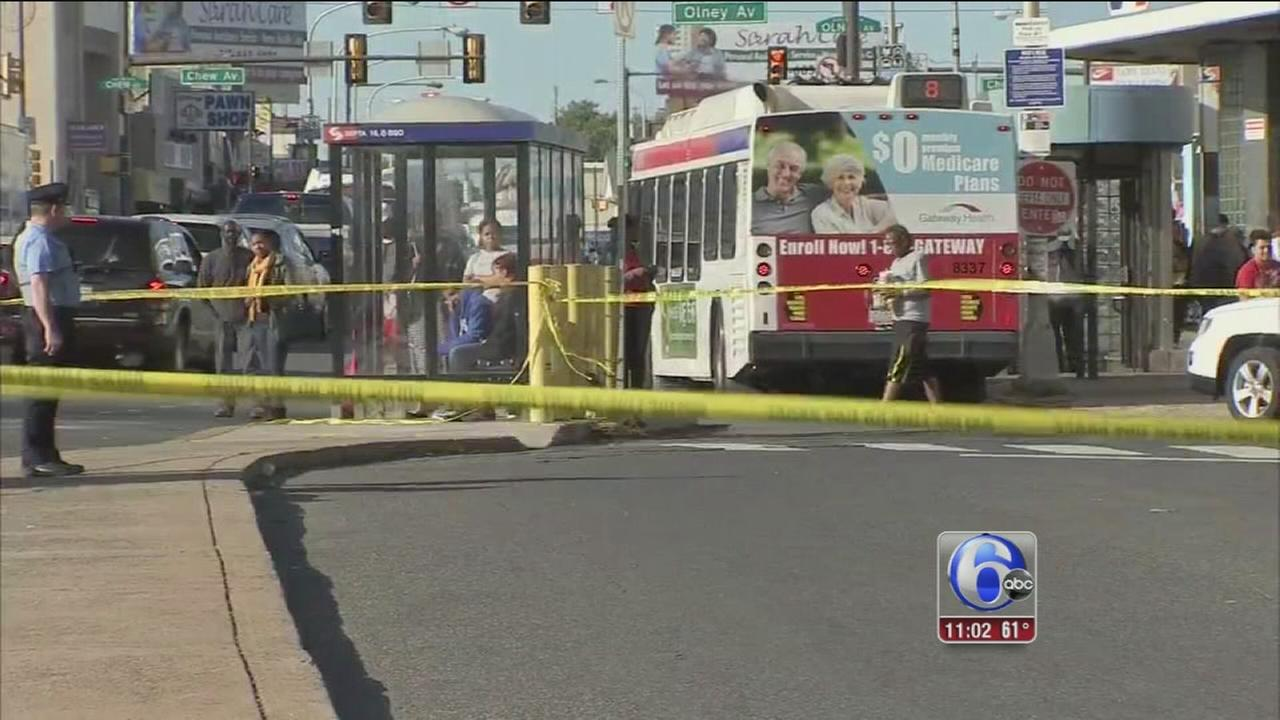 VIDEO: Teen killed in Olney