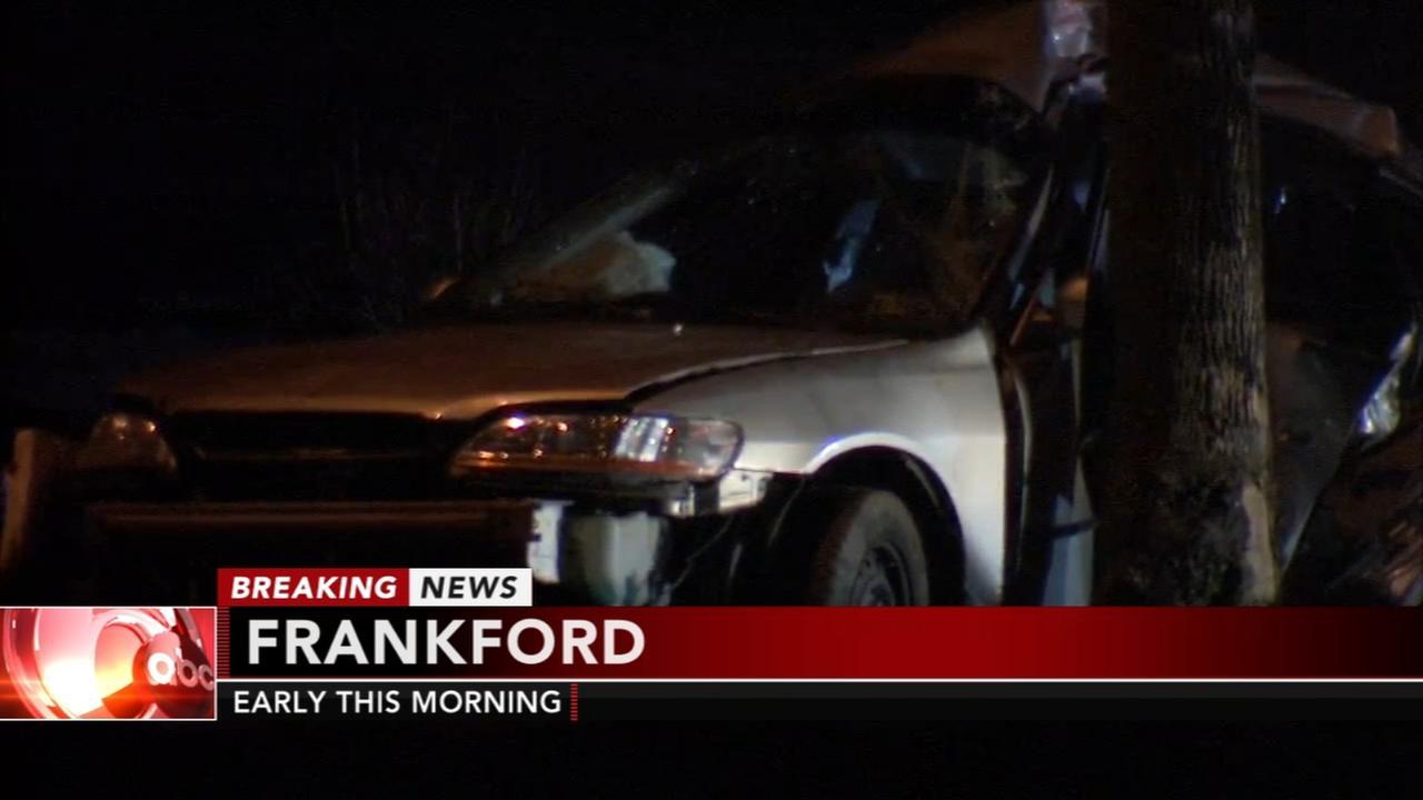 4 hurt in Roosevelt Blvd. crash