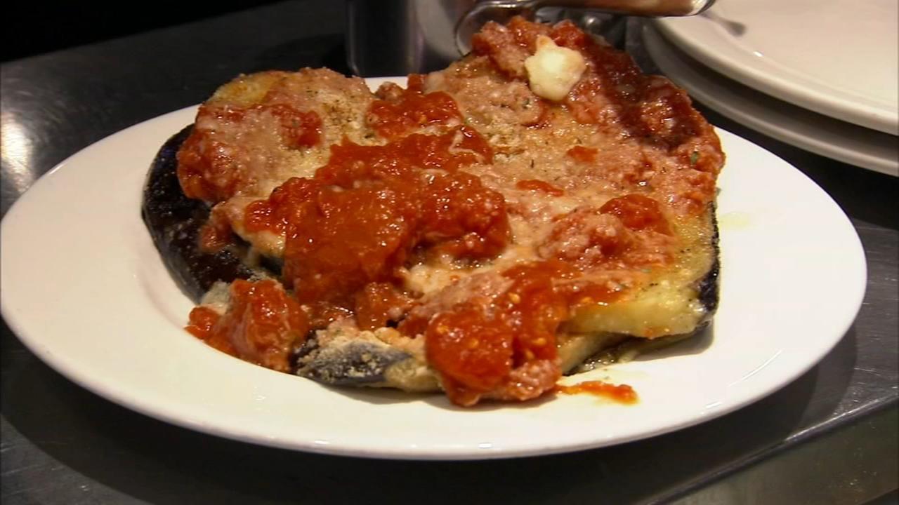 6 Minute Meals: Eggplant Parmesan