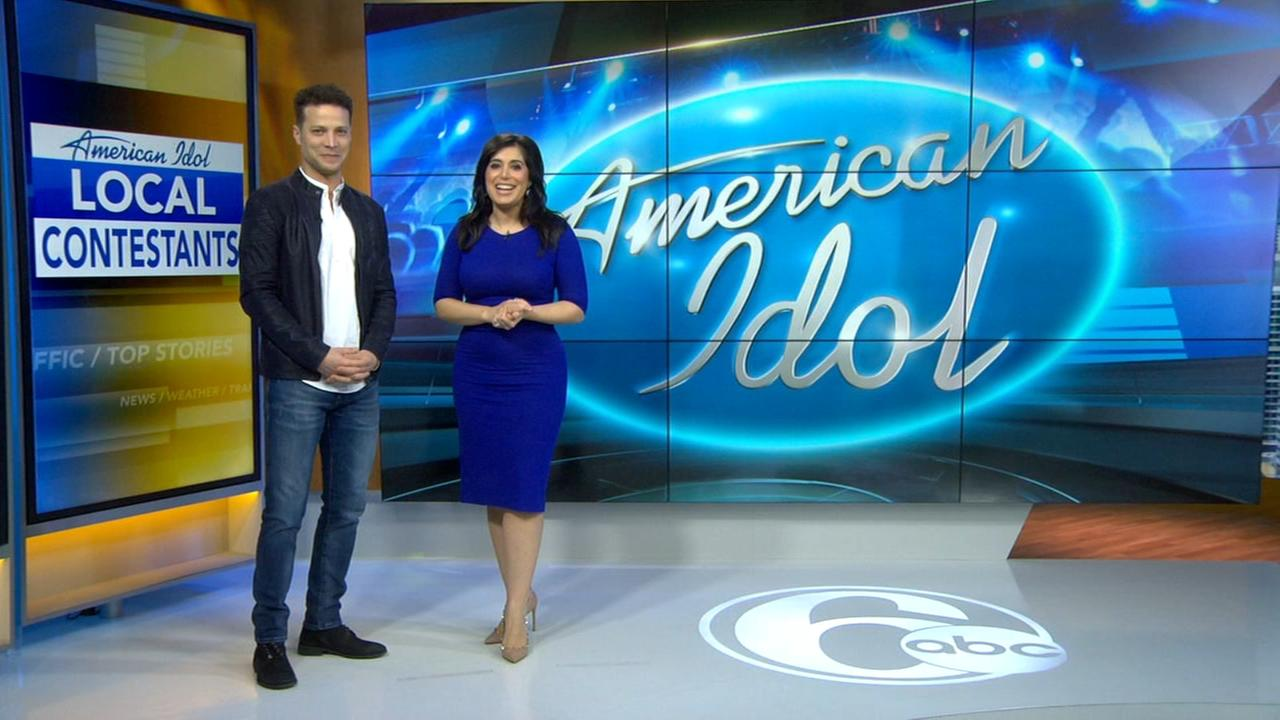 Justin Guarini, Alicia Vitarelli discuss American Idol premiere