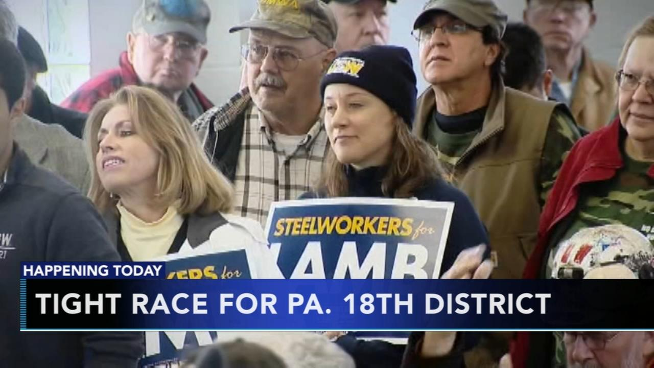 Special election in Pa. 18th district