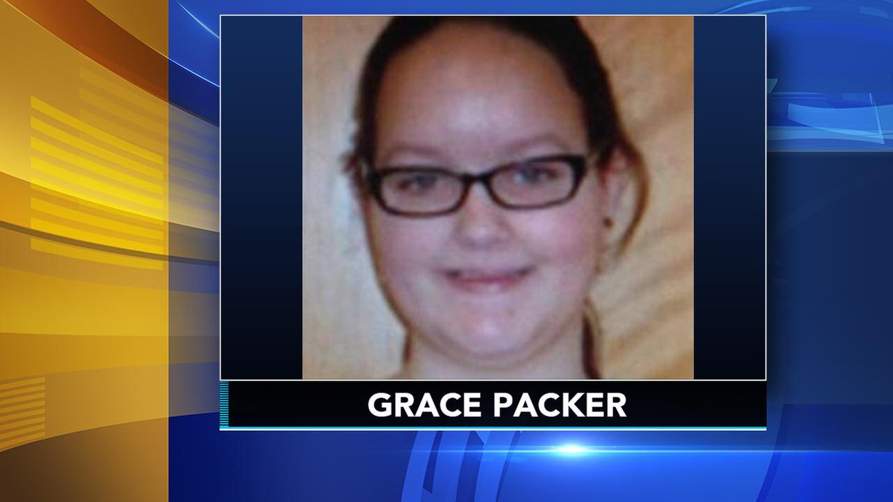 Official denies estate access to parents of Grace Packer