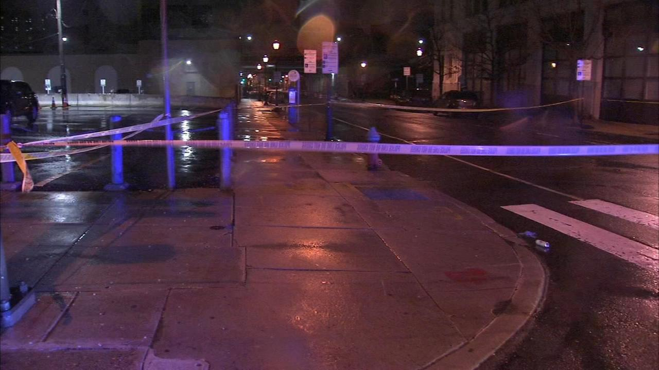 Man fatally stabbed in Center City