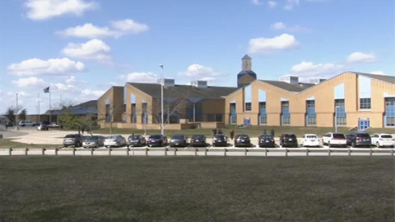 Precautionary lockdown over at Douglas High School