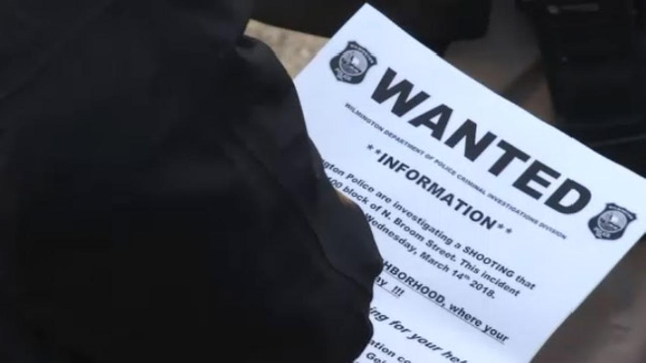 Police seek info after man killed in Wilmington